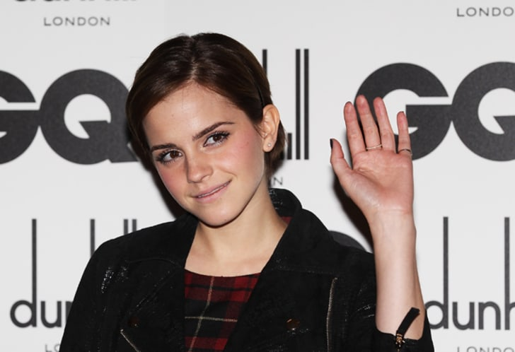 Actress and model Emma Watson attends the GQ Men Of The Year Awards at The Royal Opera House on September 6, 2011 in London, England.