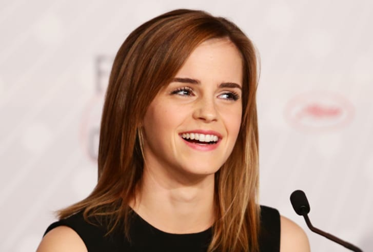 Actress Emma Watson attends 'The Bling Ring' press conference during the 66th Annual Cannes Film Festival at Palais des Festival on May 16, 2013 in Cannes, France.