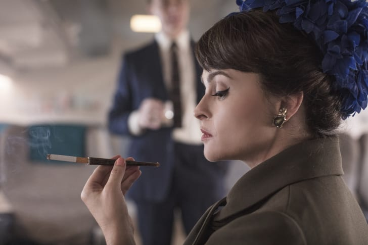 Helena Bonham Carter in 'The Crown' season 3