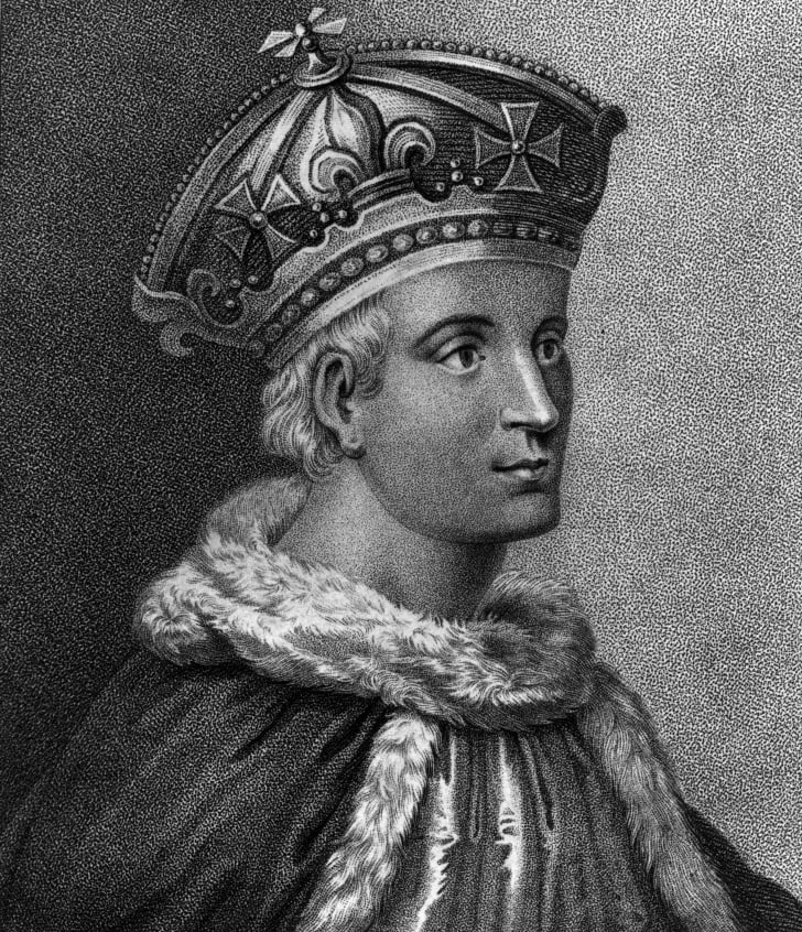 King Henry VI of England.