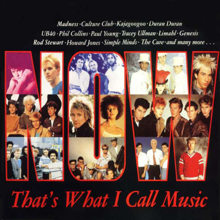 The first Now That's What I Call Music! album, which was released in November 1983.