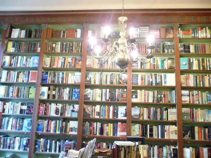 Faulkner House Books in New Orleans