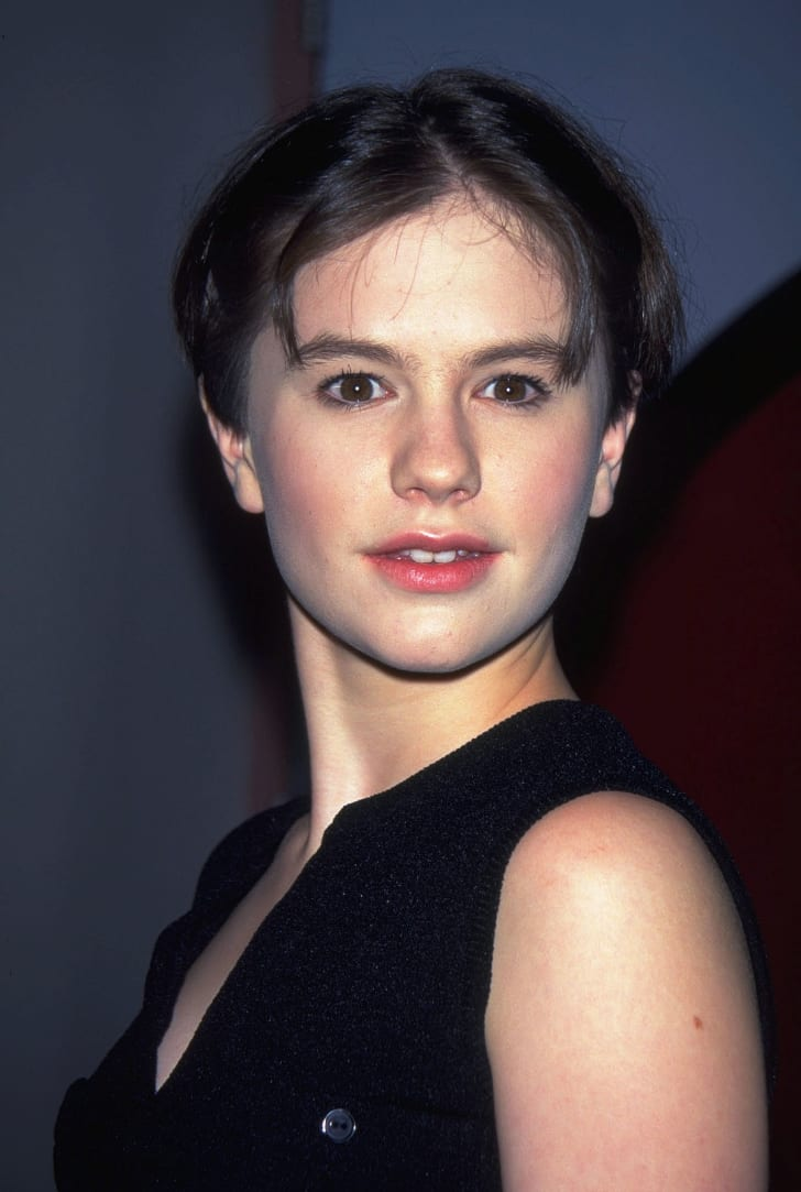 A young Anna Paquin.