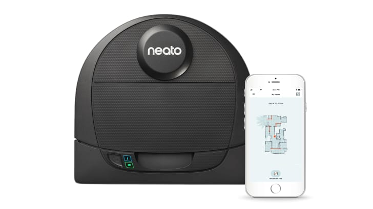 The Neato Botvac D4 Connected vacuum