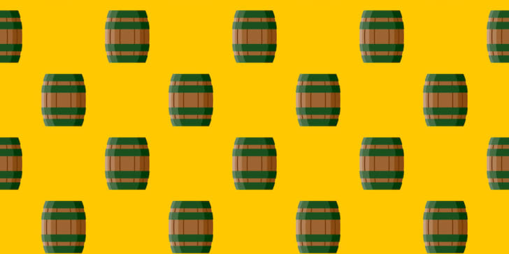 barrel pattern
