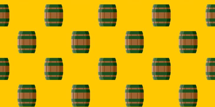 barrel pattern