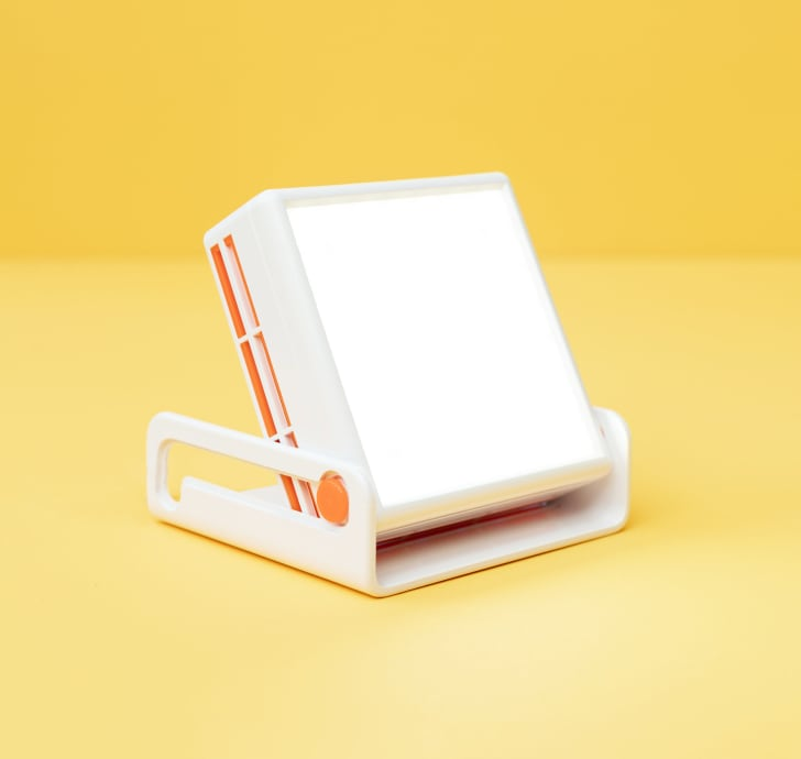 A Luxy light therapy lamp from Circadian Optics