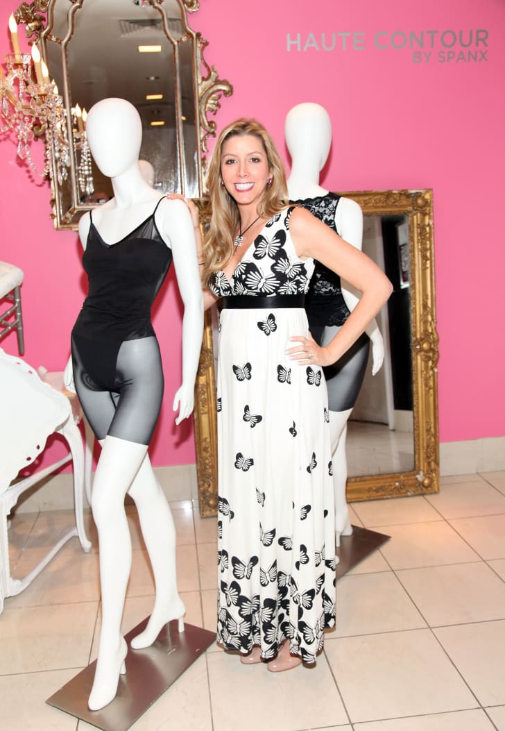Sara Blakely attends the launch of Haute Contour by SPANX at Saks Fifth Avenue in 2009