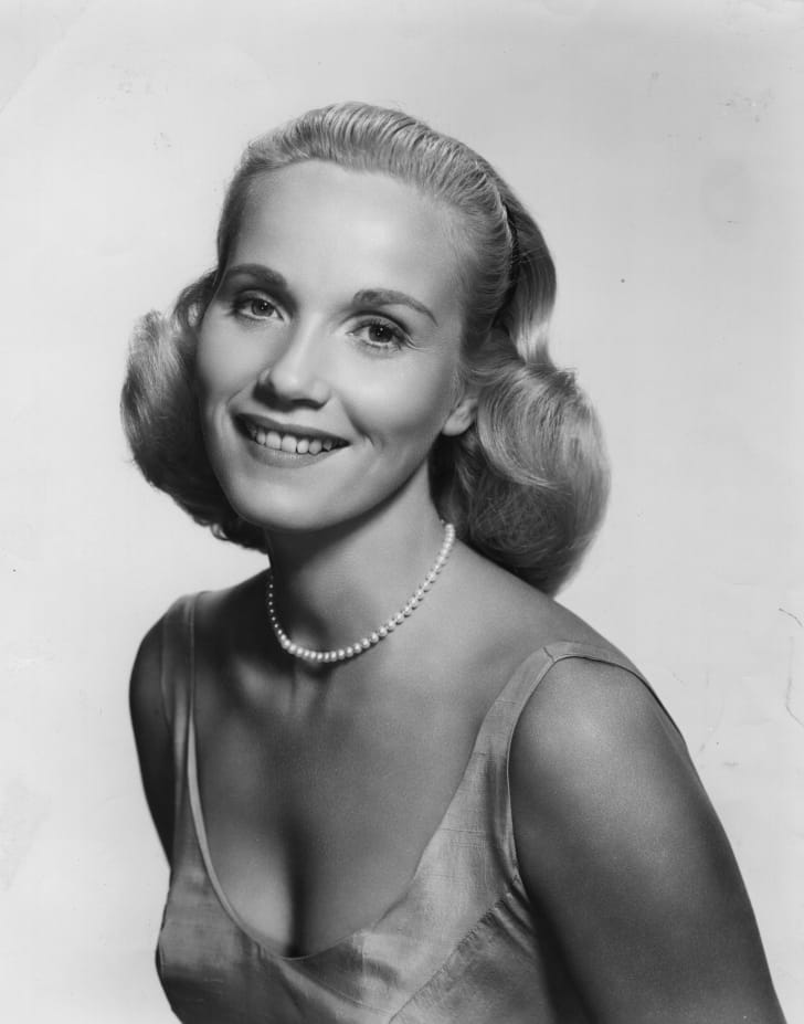 Actress Eva Marie Saint