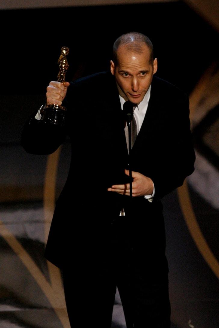 Michael Arndt wins an Oscar.