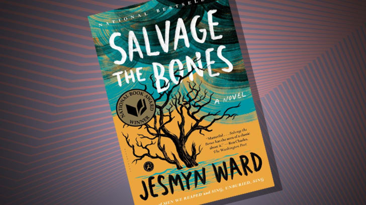 The cover of 'Salvage the Bones' by Jesmyn Ward
