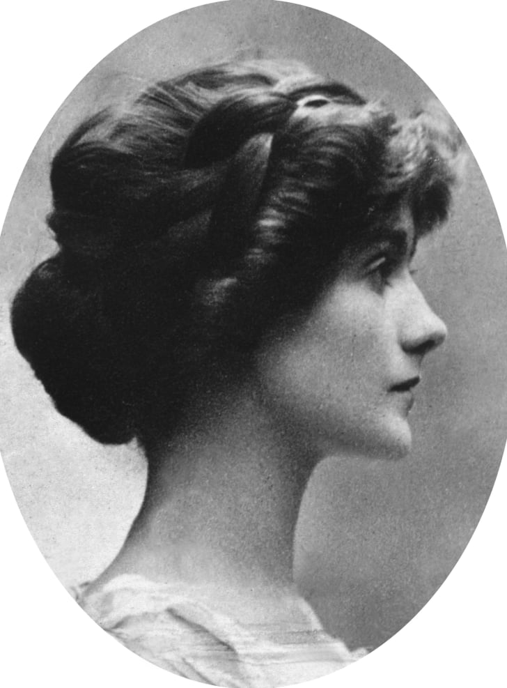 Gabrielle Chanel sometime before 1914.