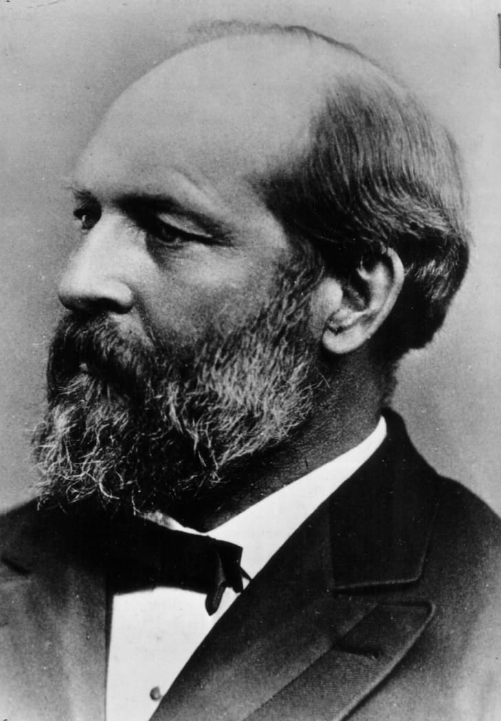 James A Garfield