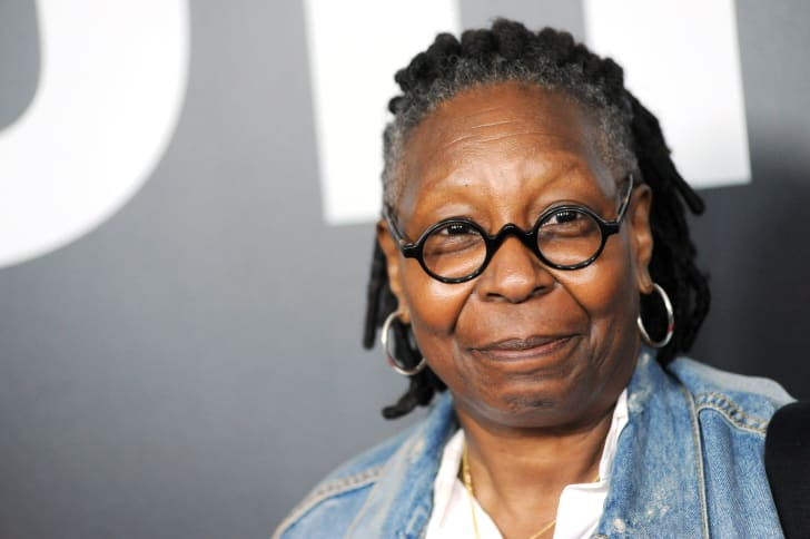 Whoopi Goldberg attends Netflix's 'Quincy' New York Special Screening on September 12, 2018 in New York City