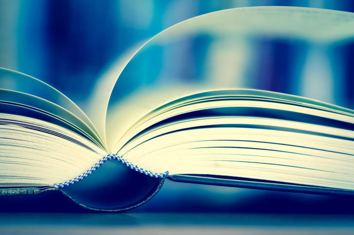Open research book