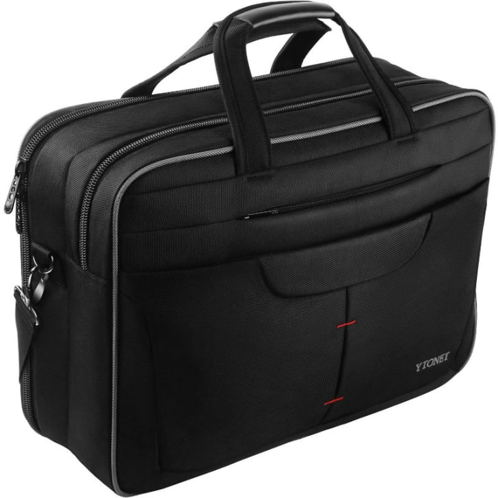 A Ytonet laptop bag is pictured
