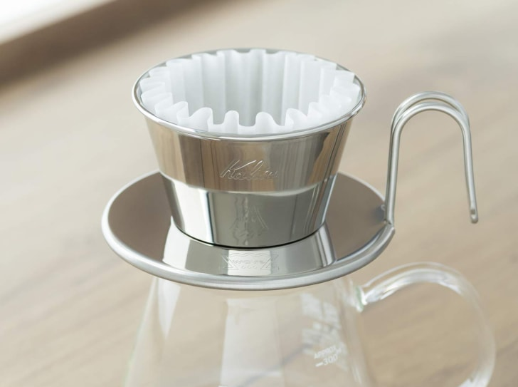A Kalita Wave brewer