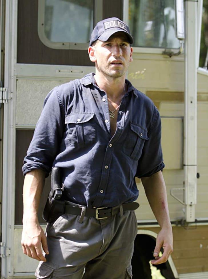 Jon Bernthal in The Walking Dead