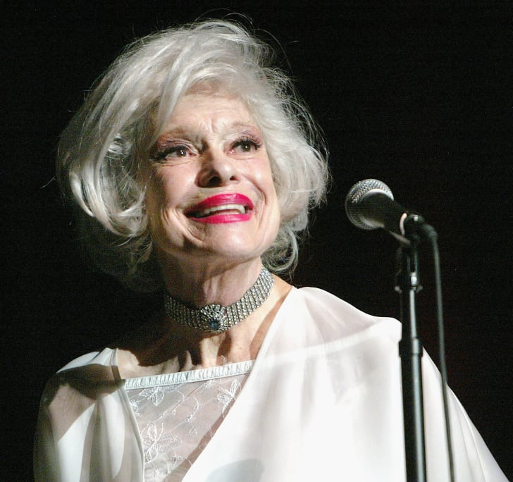 Carol Channing in 2004.