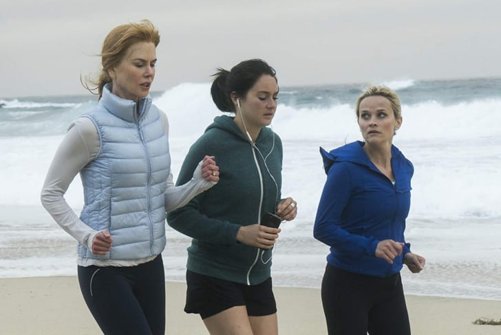 Nicole Kidman, Reese Witherspoon, and Shailene Woodley in Big Little Lies