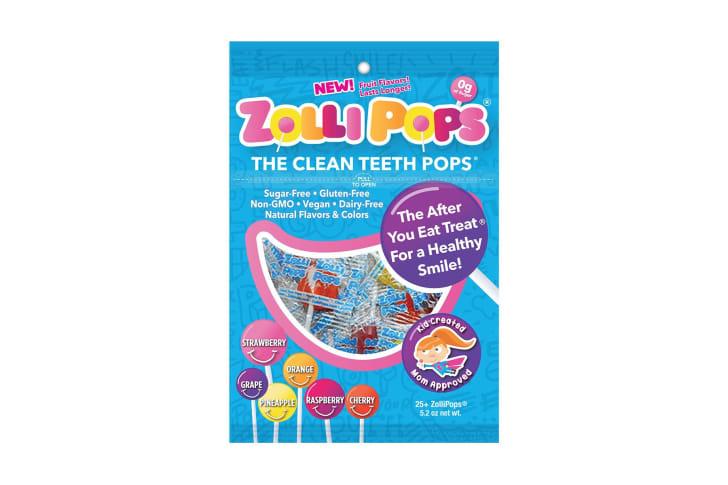A box of Zollipops