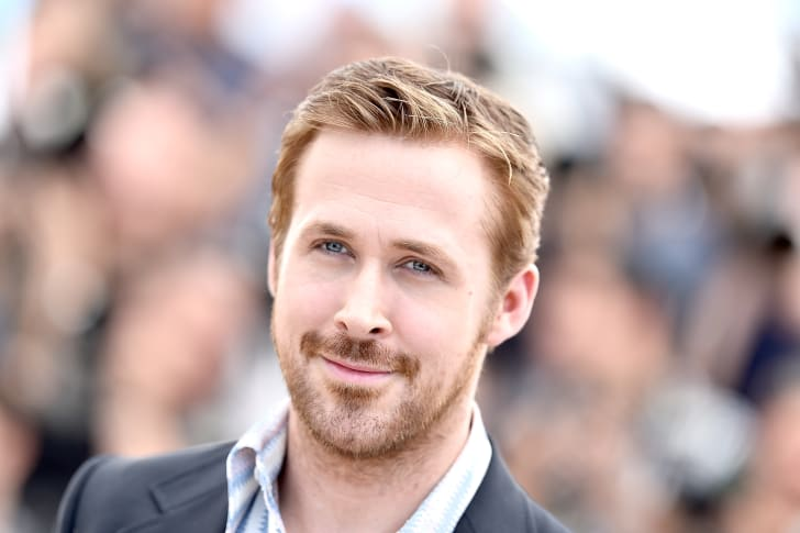 yan Gosling attends 'The Nice Guys' photocall during the 69th annual Cannes Film Festival at the Palais des Festivals on May 15, 2016 in Cannes, France