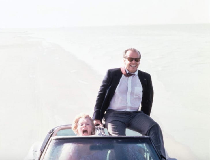 Jack Nicholson and Shirley MacLaine in Terms of Endearment (1983)