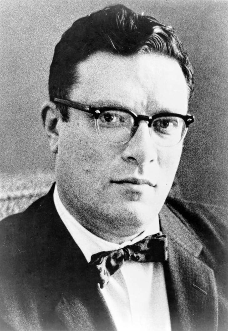 Isaac Asimov, circa 1950s.