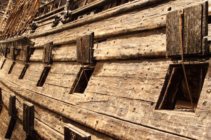 Vasa gundecks