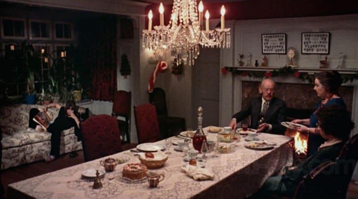 James Edmond, Margot Kidder, Andrea Martin, and Marian Waldman in Black Christmas (1974)
