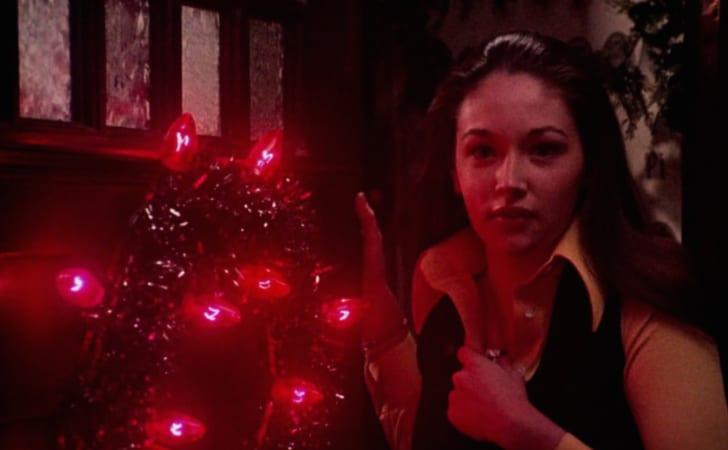 Olivia Hussey in Black Christmas (1974)