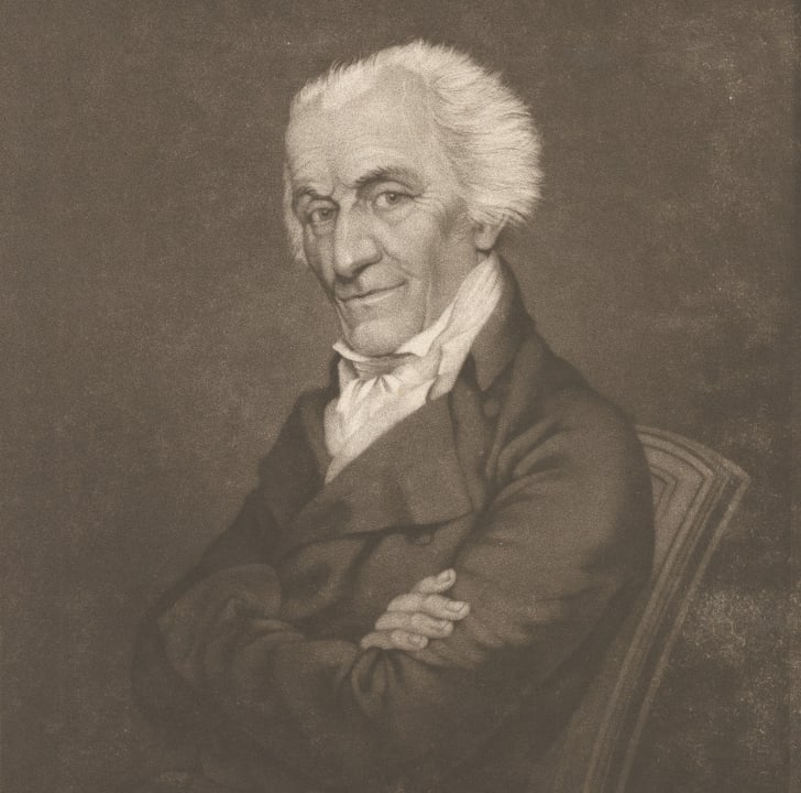 portrait of Elbridge Gerry