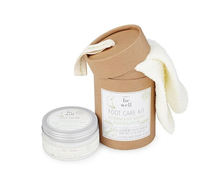 The Overnight Footcare Kit from Uncommon Goods