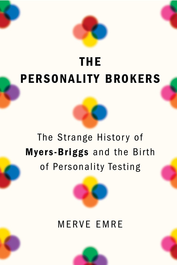 An image of the cover of the book The Personality Brokers.