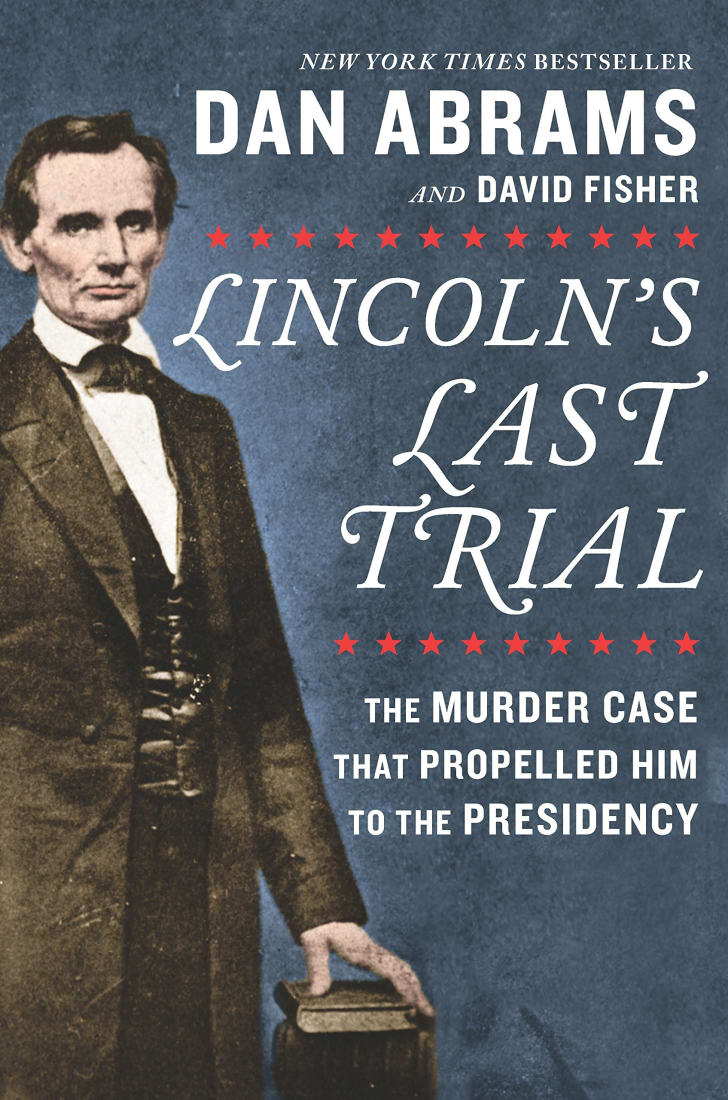 An image of the cover of the book Lincoln's Last Trial.