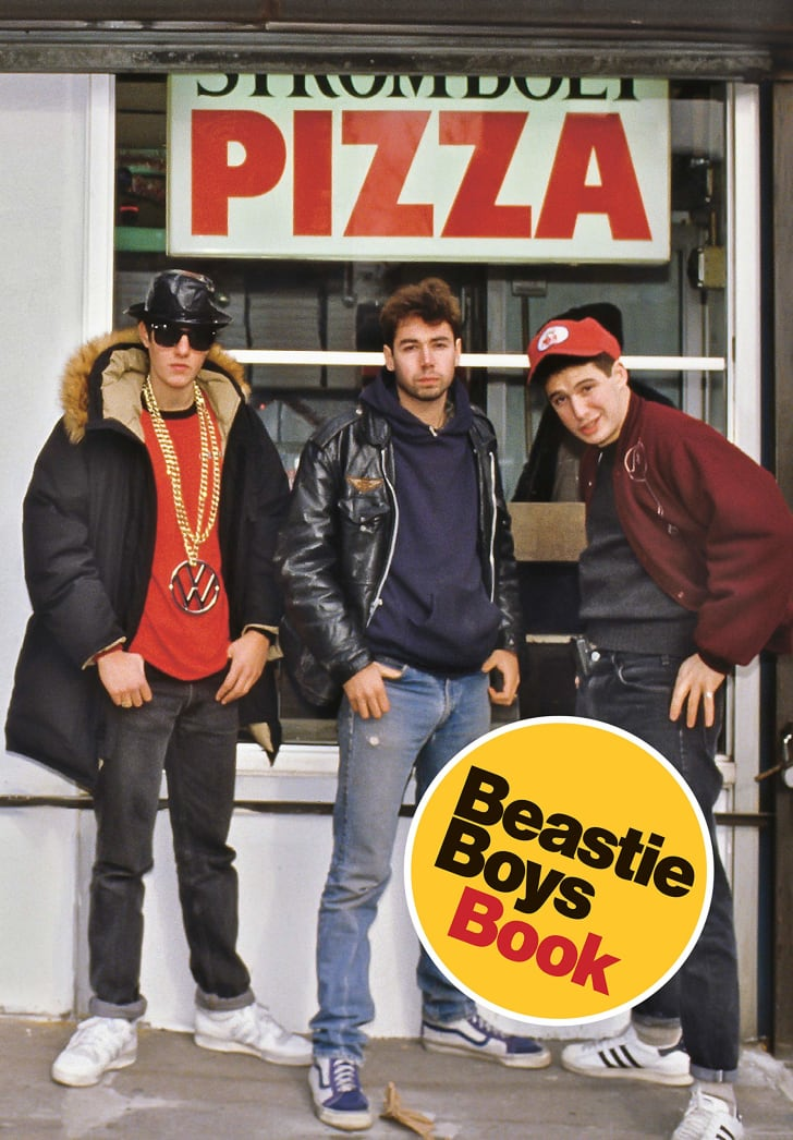 An image of the cover of the book Beastie Boys Book.