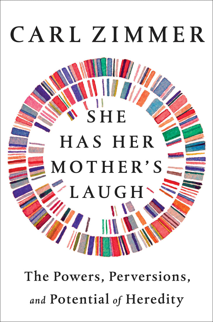 An image of the cover of the book She Has Her Mother's Laugh.