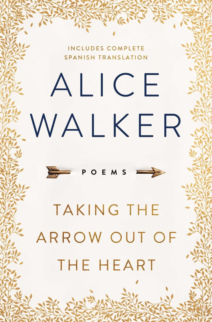 An image of the cover of the book Taking the Arrow.