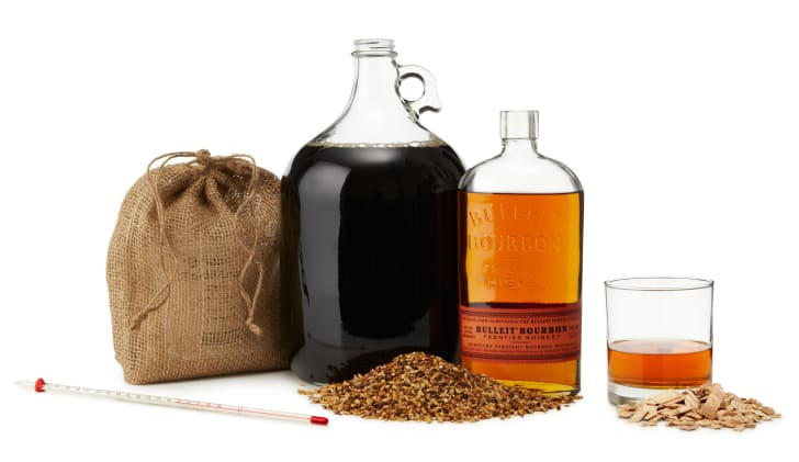 Southern Bourbon Stout beer brewing kit from Uncommon Goods