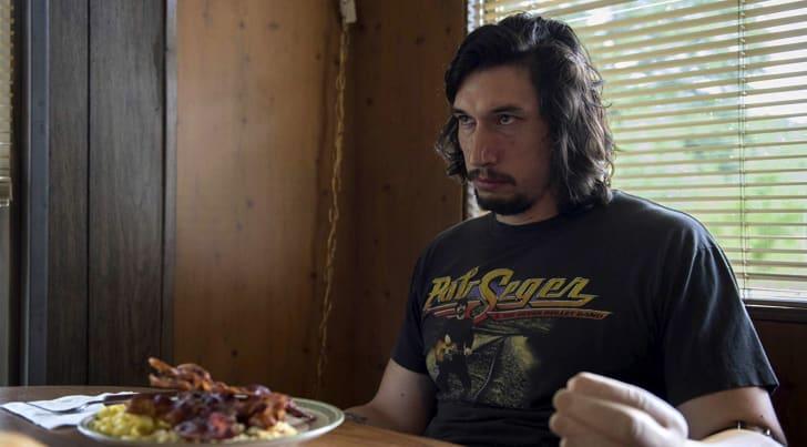 Adam Driver in Logan Lucky (2017)