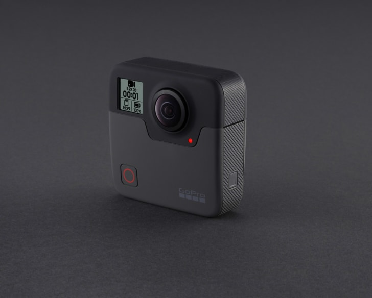 A GoPro Fusion