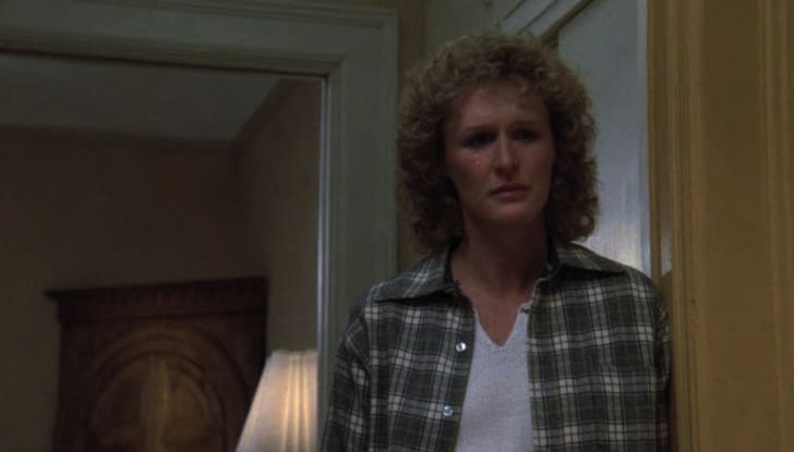 Glenn Close in The Big Chill (1983)