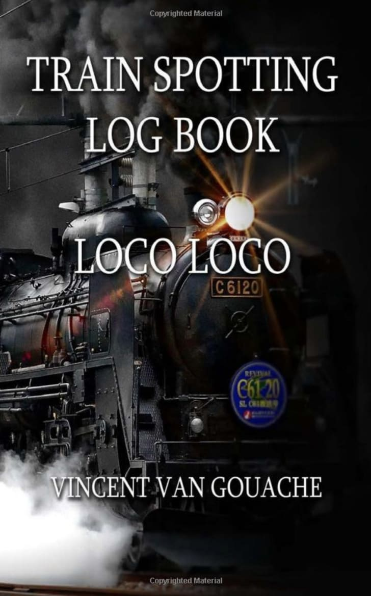 Trainspotting Book