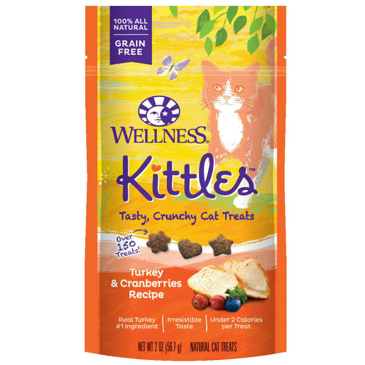 A look at the Wellness Kittles cat treats