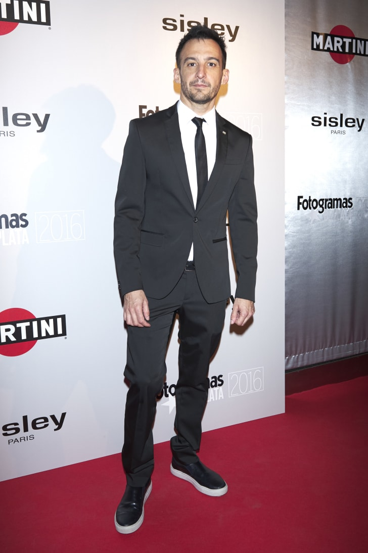 Spanish director Alejandro Amenabar attends the Fotogramas Magazine cinema awards 2017 at the Joy Eslava Club on March 6, 2017 in Madrid, Spain
