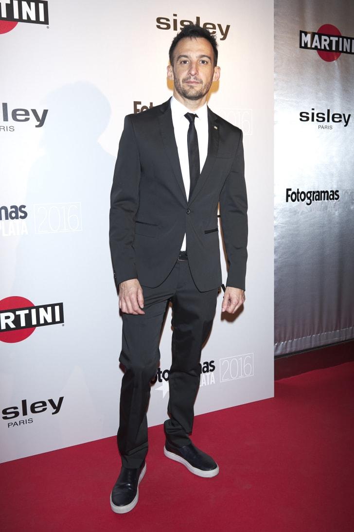 Spanish director Alejandro Amenabar attends the Fotogramas Magazine cinema awards 2017 at the Joy Eslava Club on March 6, 2017 in Madrid, Spain