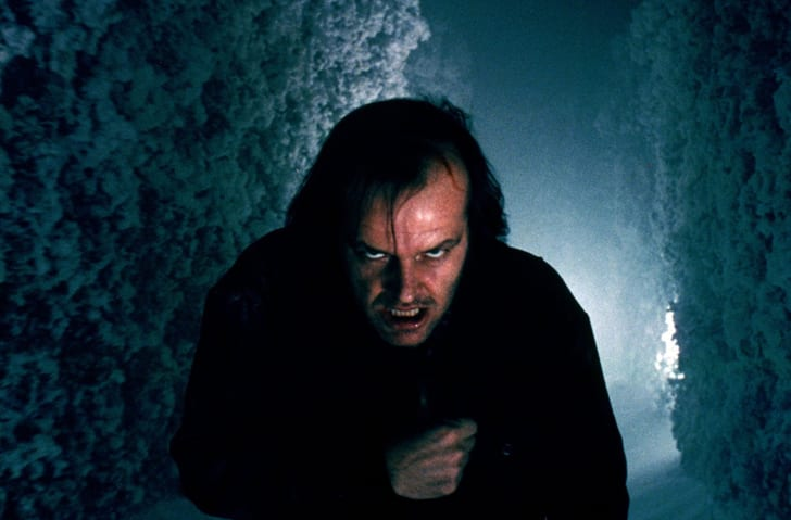 Jack Nicholson in The Shining (1980)
