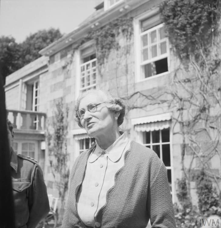 Sibyl Hathaway