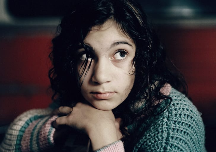 Lina Leandersson in 'Let the Right One In' (2008)