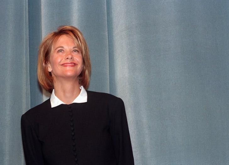 Meg Ryan circa 1993.
